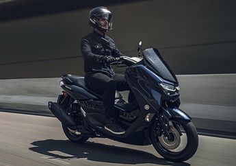 Update Harga Yamaha NMAX Desember 2020, Mulai Rp 28 Jutaan Doang