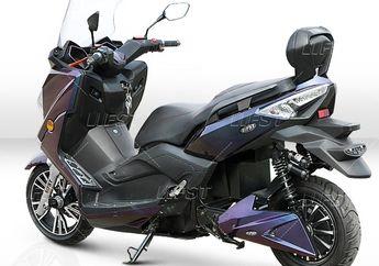 Murah Banget Bodi Gambot Ala Yamaha XMAX 250 Cuma Seharga Honda BeAT