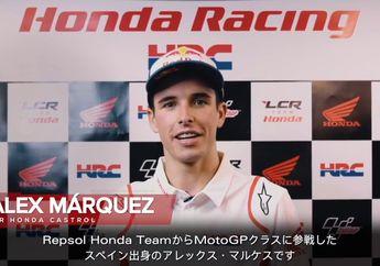 Terungkap, Adik Marc Marquez Beberkan Pembalap Honda Pakai Motor Ini