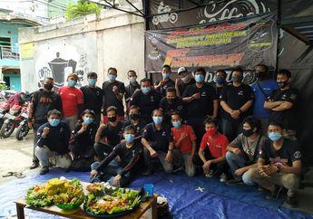 Bangkitkan Solidaritas, Bandit Community Indonesia Bandung HUT Pertama