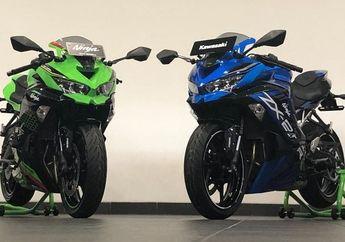 Sewa Kawasaki Ninja ZX-25R Cukup Bawa E-KTP dan Siapin Budget Segini