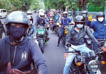 Mantul, Work Ride Coffee (WRC) Gelar Sunmori Keliling Surabaya