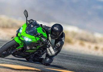 Wah, Kawasaki Bikin Kompetisi Balap Khusus Untuk Pemilik Ninja ZX-25R!
