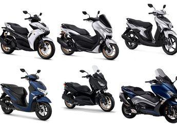 Update Harga Motor Matic Yamaha Desember 2020, NMAX Bikin Penasaran
