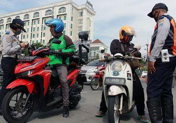 Bikers Keluar Masuk Jakarta Harus Bawa Hasil Rapid Test Antigen Juga?