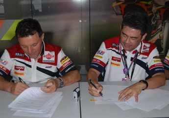 Federal Oil Perpanjang Kontrak Dengan Gresini Racing Untuk Moto2 2021