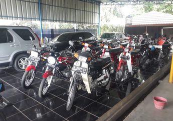 Deretan Motor Tua Super Mulus Dijual di Jihal Classic Motor, Harganya Pas di Kantong