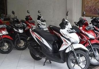 Sikat, Motor Bekas Cuma Rp 6 Jutaan, Ada Honda BeAT Dan Yamaha Mio