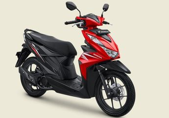Hore Honda BeAT dan Motor Baru Lain Diskon Jutaan Rupiah, Kuy Sikat