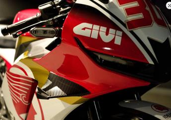 Honda CBR600RR Nakagami 2021 'Dirilis', Livery Terinspirasi Rider MotoGP!