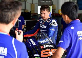 Bos Yamaha MotoGP Masih Berharap Jorge Lorenzo Menjadi Test Rider