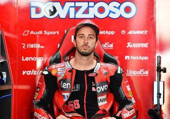 Waduh, Pintu MotoGP 2021 Telah Resmi Ditutup Untuk Andrea Dovizioso