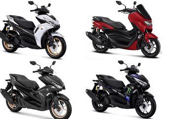 4 Motor Baru 155 cc Yamaha Dilaunching Tahun 2020,Segini Harganya