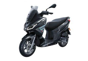Lebih Murah, Pesaing Yamaha NMAX Dan Honda PCX Ini Banyak Warna