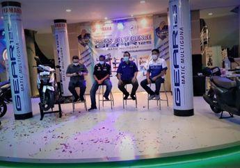 Wuih Ada Acara Trabasan Yamaha WR 155 R, Sekaligus Launching Gear 125