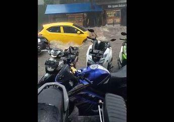 Gawat Masuk Kota Bandung di Musim Hujan Hindari Jalan Ini Mendadak Berubah Seperti Sungai