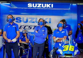 Hitungan Bulan, Keputusan Suzuki Bikin Tim Satelit di MotoGP 2022