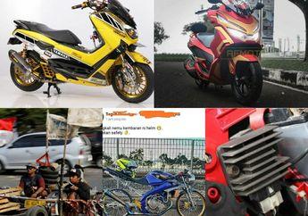 5 Berita Modifikasi Terpopuler 2020, Ada Honda PCX dan Yamaha NMAX!