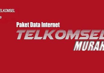 Sikat Paket Internet Telkomsel Murah Meriah, Kuota 10 GB Cuma Segini