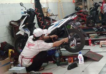 Wih Servis Lengkap Motor Honda Diskon 50 Persen Tanpa Syarat Bro