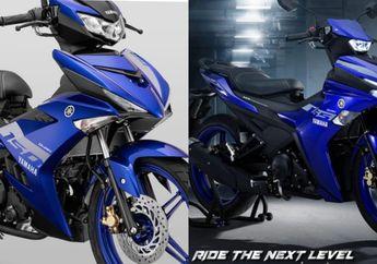 Update Harga Motor Yamaha MX King 2020 Vs  2021, Mana Lebih Mahal?