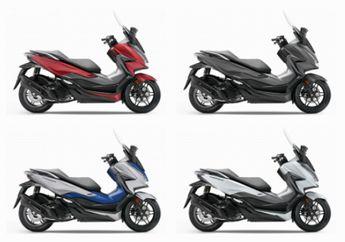 Motor Honda Forza 125cc Diluncurkan, Pilihan Warna dan Fiturnya?