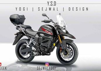 Yamaha Daftarkan Kode FZ-X, Motor Adventure Bongsor 250cc Siap Diproduksi