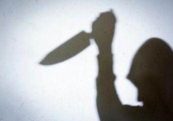 Pria yang Tusuk Istrinya Sendiri Ditangkap, Berawal Gara-gara Lihat Istri Dibonceng Pria Lain