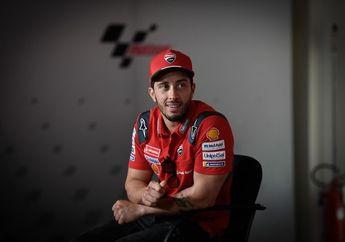 Kode Keras, Andrea Dovizioso Mengaku Sudah Kangen Sama Sirkuit MotoGP