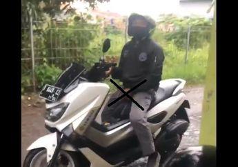 Viral Pemuda Kocok Kemaluan di Atas Motor, Tertangkap Basah Langsung Kabur