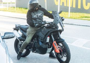 KTM 890 Adventure Baru Dalam Proses Pengembangan, Terpantau Di Jalan!