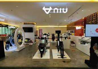 Gokil Motor Listrik NIU Buka Premium Store, Langsung Tawarin Promo