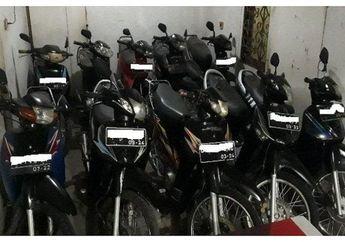 Murah Meriah Motor Bekas Cuma Rp 2 Jutaan, Surat-surat Lengkap Bro