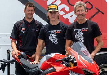 Anak Pembalap WSBK Legendaris Troy Bayliss Siap Turun ke Superbike