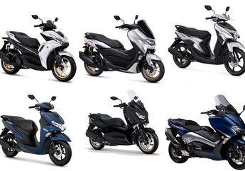 Update Harga Motor Matic Baru Yamaha 2021, Paling Murah Cuma Segini