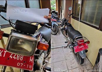 Murah Banget Honda Win Dilelang Rp 2 Jutaan, STNK BPKB Lengkap Bro