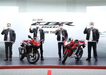 All New Honda CBR150R 2021 Belum Kelihatan Di Dealer, Udah Bisa Inden Cicilannya Cuma Rp 1 Jutaan