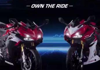 Motor Baru All New  Honda CBR150R Resmi Meluncur di Indonesia