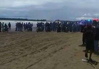 PPKM Diperketat, Balapan Liar di Pinggir Pantai Malah Bikin Kerumunan