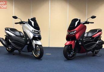 Wih Yamaha NMAX dan Motor Baru Lain Kena Promo, Ada Hadiahnya Juga