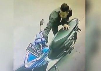 Maling Motor Gagal Move On, Cuma Honda BeAT yang Disikat Gara-gara Ini