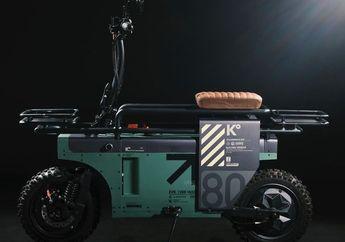 Keren, Katalis Company Produsen Motor Listrik Lokal, Desainnya Unik