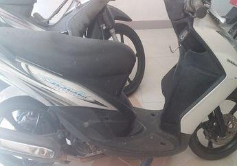 Murah Meriah Motor Bekas Yamaha Mio Soul Dilelang Rp 700 Ribuan