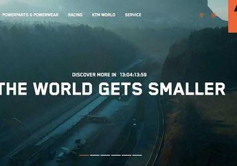 Wuih, KTM Bakal Merilis Motor Baru di 26 Januari, Tipe Apa Ya?