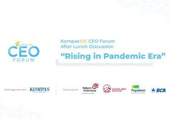 Sektor Otomotif Mulai Membaik, Disebut di Diskusi Daring Tertutup 11th Kompas100 CEO Forum