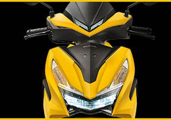 Bikin Kaget Honda Luncurkan Motor Matic 125 cc Harga di Bawah BeAT Hanya Rp 15 Jutaan