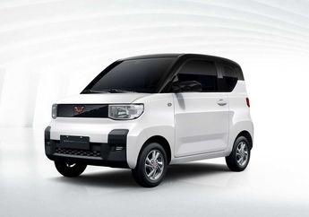 Wuih Mobil Listrik Mini Ini Harganya Cuma Setara 2 Motor Matic