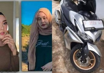 Wanita Bersama Motor Yamaha Aerox Hilang Sejak Kemarin, Yuk Bantu Temukan