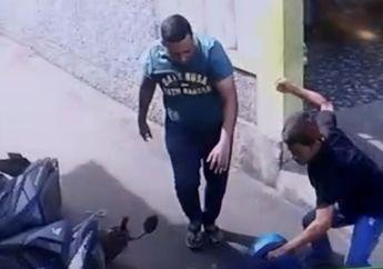 Sopir Mobil Keroyok Driver Ojol di Kebayoran Lama, Polisi Buru Pelaku