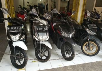 Motor Bekas Murah Meriah Rp 3 Jutaan, Ada Yamaha Mio dan Honda BeAT